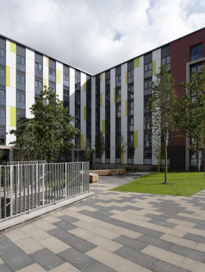 Havannah House student accommodation, Glasgow