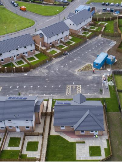 Coltness and Tannochside housing