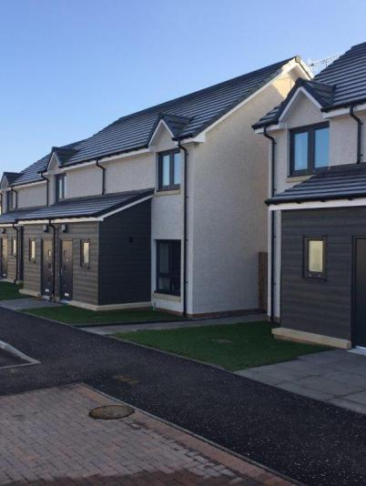 Abercairney Place, Blackford