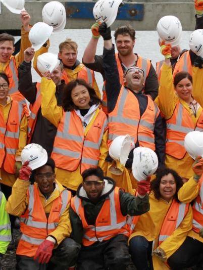 Glasgow students engineer future careers