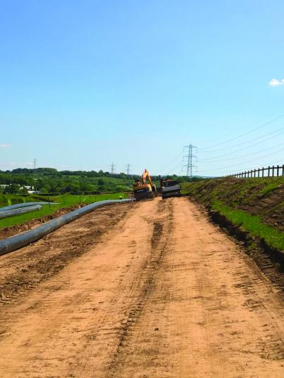 Coylton Waste Water Treatment Works