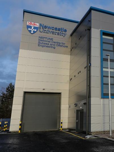 Neptune Test Centre, Newcastle