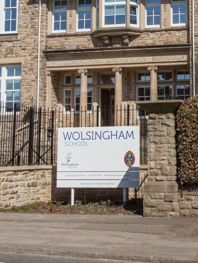 Wolsingham School, Co. Durham