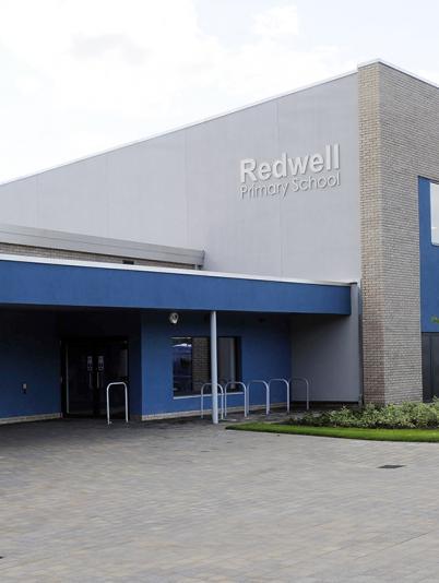 Redwell Primary School, Alloa