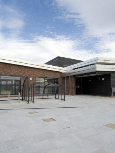 St Margaret's Primary & Cowie Nursery