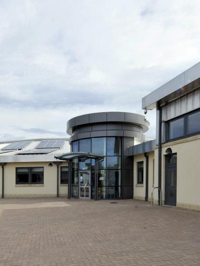 Timmergreens Primary, Arbroath