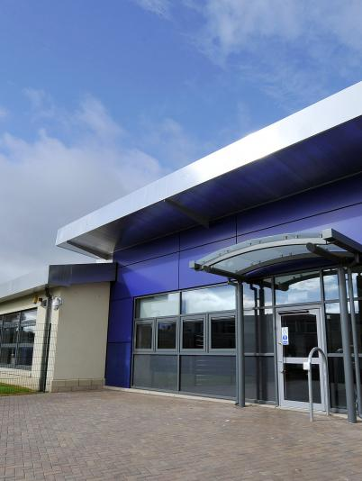Warddykes Primary, Arbroath