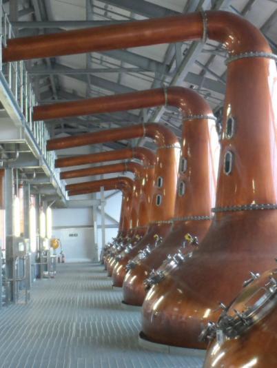 Glen Ord distillery expansion