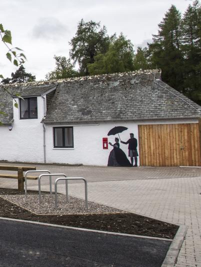 Queen's View Visitor Centre, Perthshire