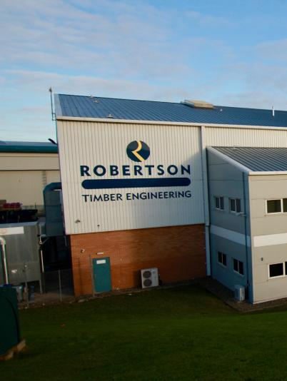 Seaham timber production facility