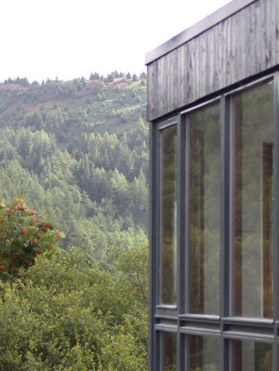 The Lodge Visitor Centre, Aberfoyle