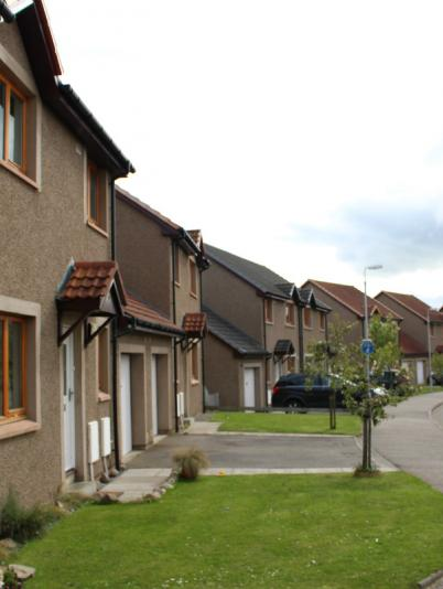 RAF Lossiemouth housing
