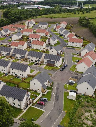 Methil Brae affordable housing