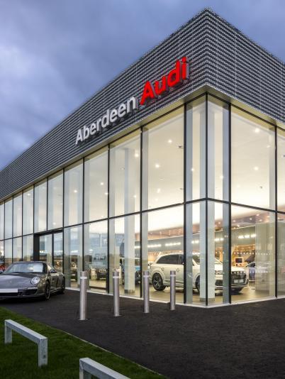 John Clark Audi, Aberdeen