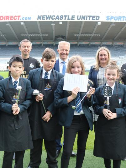 Enterprise engagement programme – Newcastle United Foundation