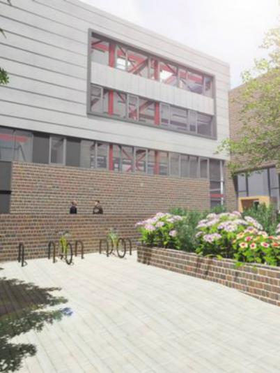 Newcastle University Building Sciences lab