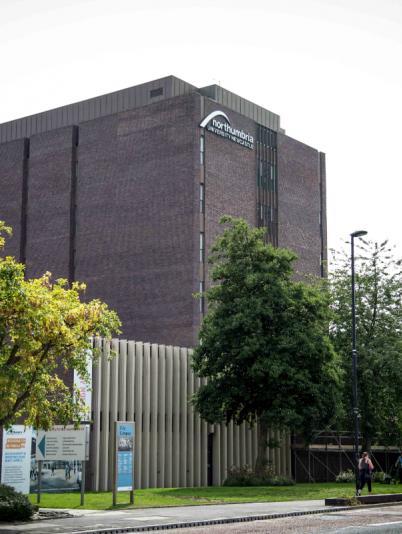 Northumbria University energy management