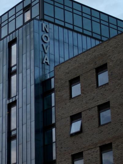 Nova student accommodation