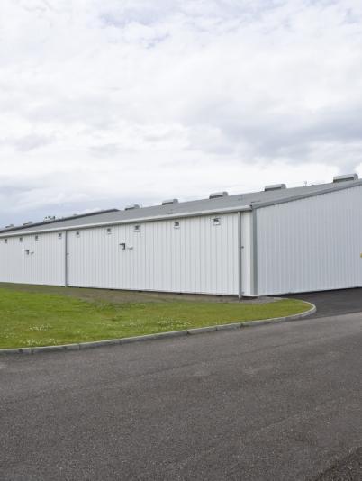 Benromach Distillery warehousing