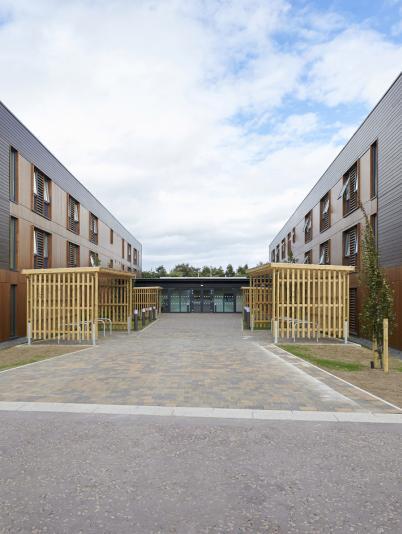 UHI student accommodation