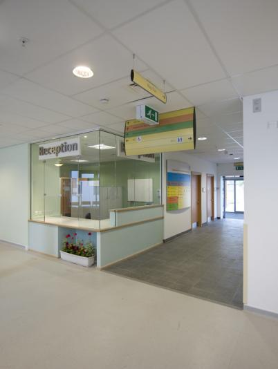 Newcastle hospitals refurbishment