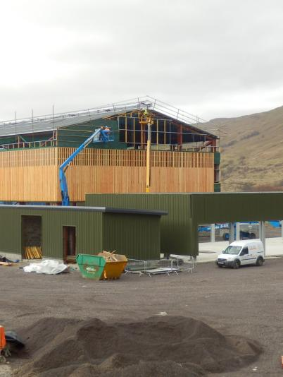 Acharn biomass facility