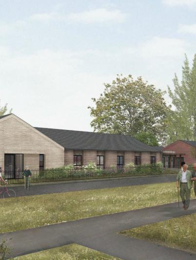 Parkhaven Trust Care Home