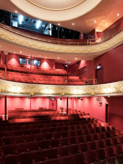 Perth Theatre restoration