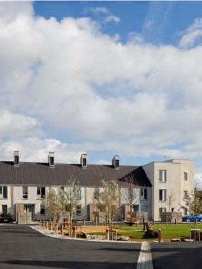 Portsoy affordable housing, Aberdeenshire