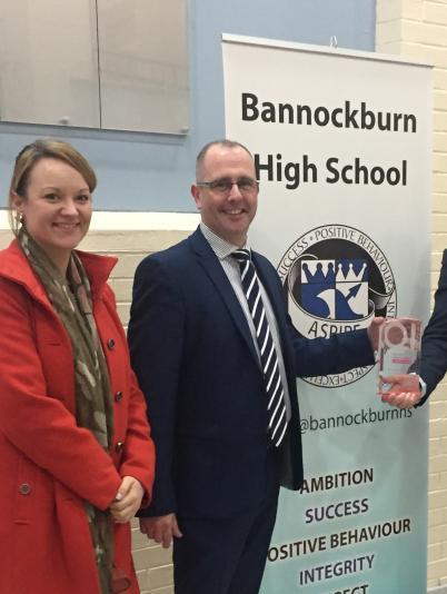 Bannockburn High School partnership