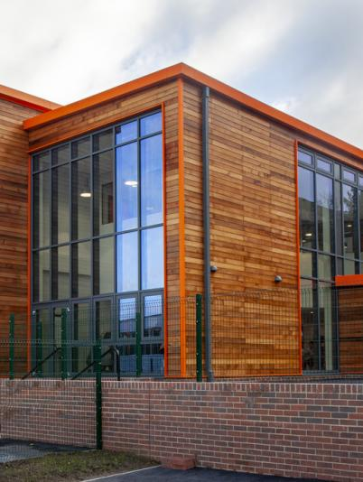 Gosforth Academy expansion