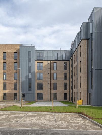 St Machar Road affordable housing, Aberdeen