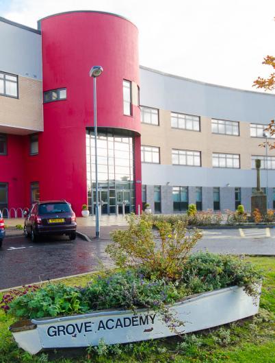 Grove Academy, Dundee