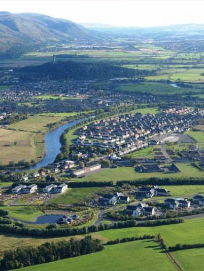 Raploch regeneration, Stirling