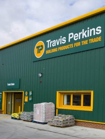 Travis Perkins, Elgin