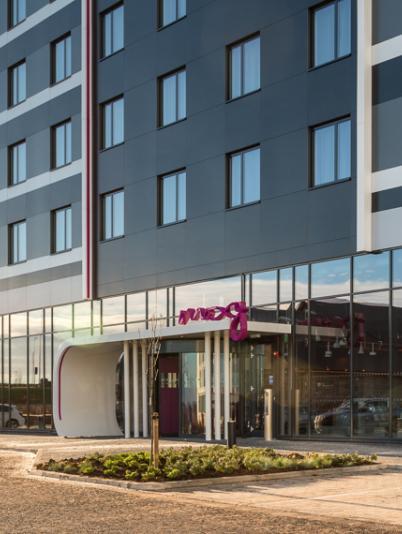 Moxy Hotel, Aberdeen Airport