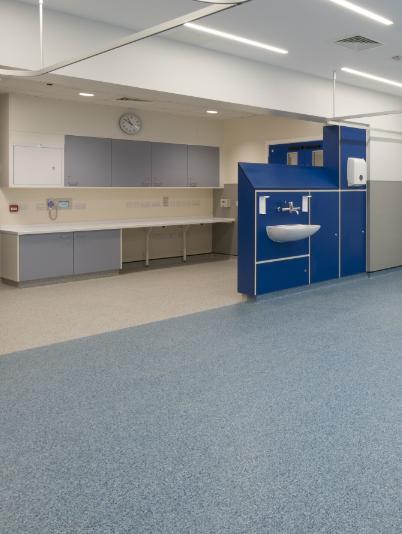 St John's Hospital Ward 20