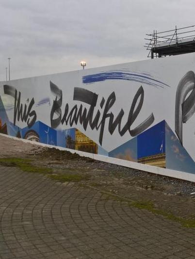 This Beautiful Place: a community art project