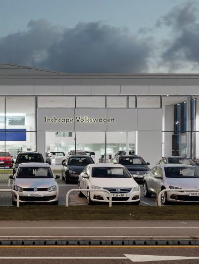 VW Chester dealership