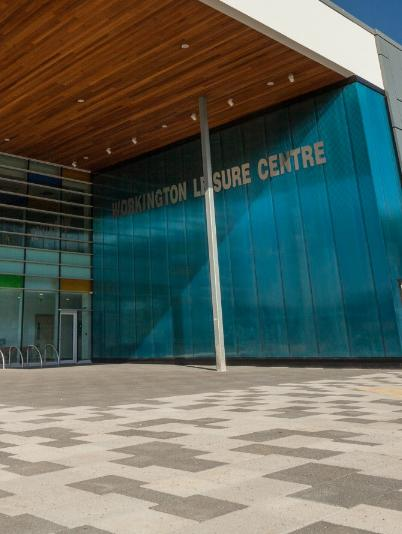 Workington Leisure Centre