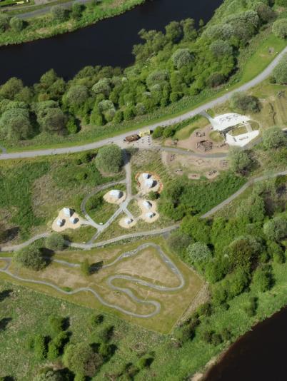 Cuningar Loop Woodland Park, Rutherglen