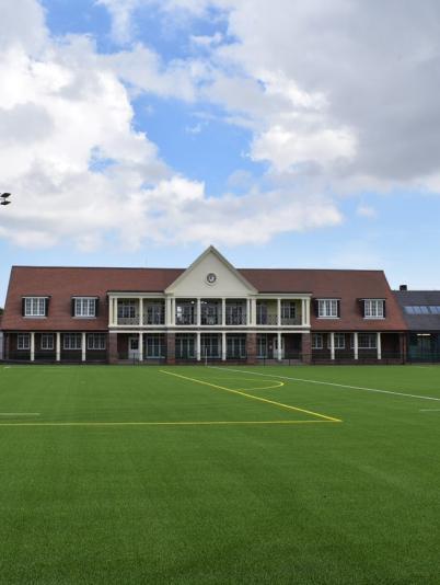 Cochrane Park Sports Pavilion