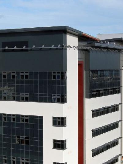 Matthew Hay Building, NHS Grampian
