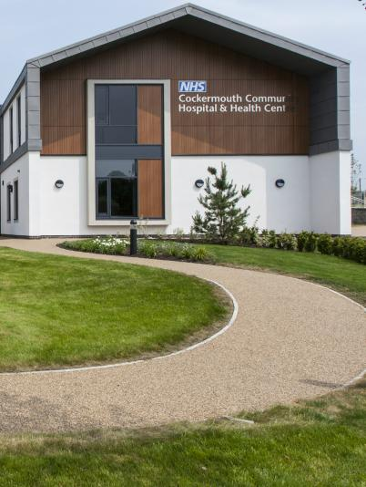 Cockermouth Community Hospital, Cumbria
